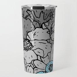 Demiboy flowers Travel Mug