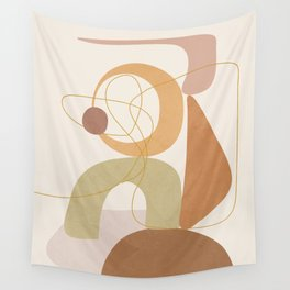 Abstract Modern Art 15 Wall Tapestry