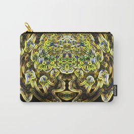 Mr. Golden Carry-All Pouch
