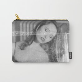 bleached Carry-All Pouch