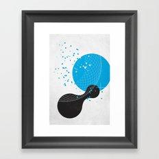 Addition Framed Art Print