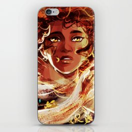 Hazel iPhone Skin