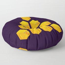 Tripitaka Clones Floor Pillow