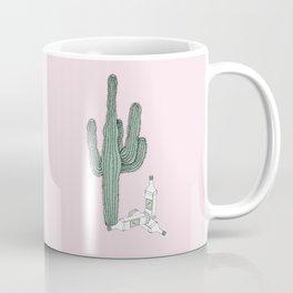 Cactus and Tequila Coffee Mug
