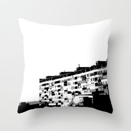 5 a.m. Throw Pillow