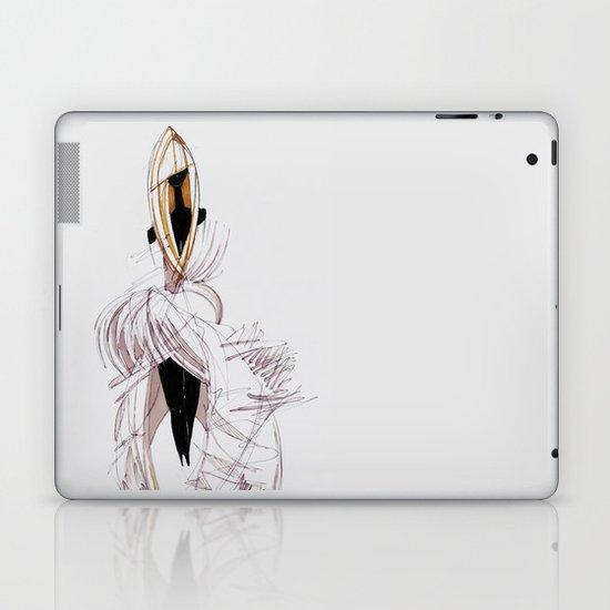 BIRD PRINCESS Laptop & iPad Skin