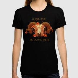 Hic Calvaria Arietis T-shirt