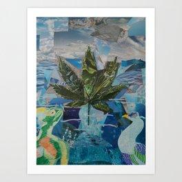 Elementarios Art Print