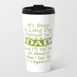 See you again Dad Travel Mug