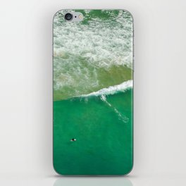 Surfing Day V iPhone Skin
