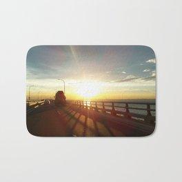 The Lake Maracaibo Bridge - I Bath Mat