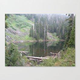 A Lost Lake Canvas Print