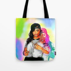 Heavy as a Feather Tote Bag