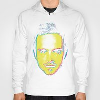 "jesse pinkman Hoodies featuring Breaking Bad ""Jesse Pinkman"" by Steal This Art"