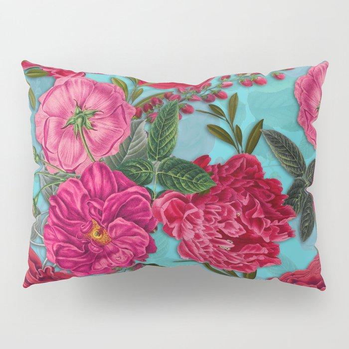 Vintage & Shabby Chic - Summer Tropical Garden I Pillow Sham