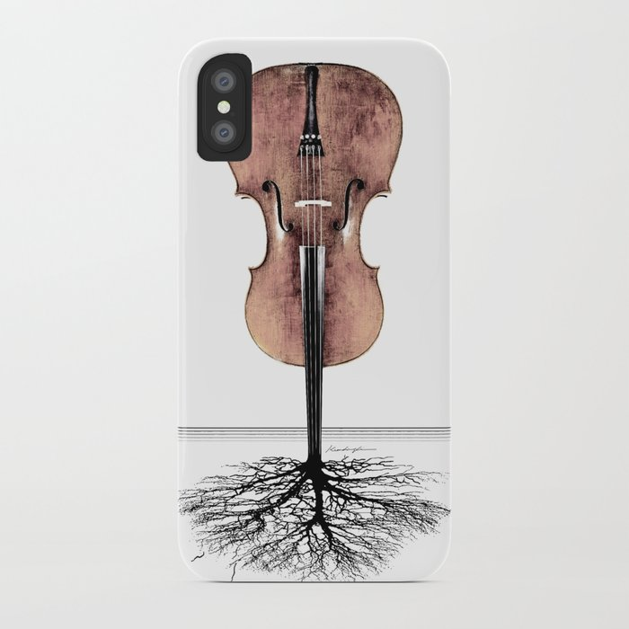 Rooted Sound II iPhone Case