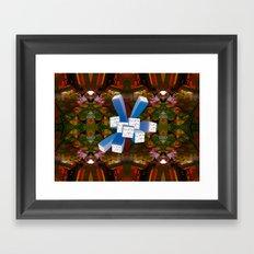 Istokibak Framed Art Print