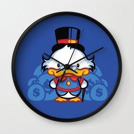 Hello Scroogie Wall Clock