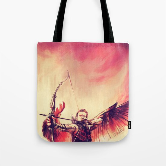 Take Aim Tote Bag