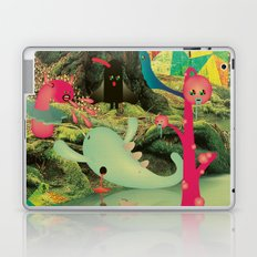 è_DurA_La_ViTA_dei_MostRI Laptop & iPad Skin