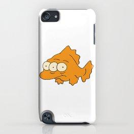 Three Eyed Fish iPhone Case