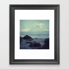 Montezuma Framed Art Print
