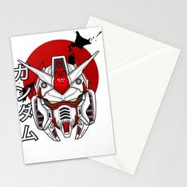 Gundam RX 78-5 Ver.SS Custom Build Stationery Cards