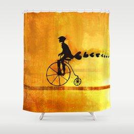 approach Shower Curtain