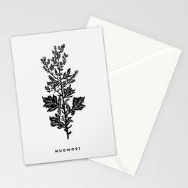 Mugwort Botanical Stationery Cards