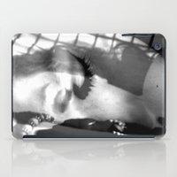 sleep iPad Cases featuring Sleep by Shadoe Leibelt