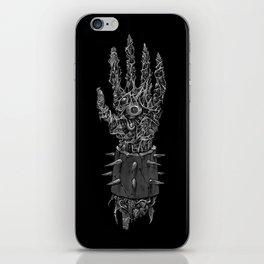 Hand Of Doom iPhone Skin