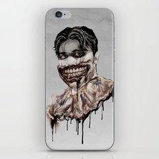 I Hate You! iPhone & iPod Skin