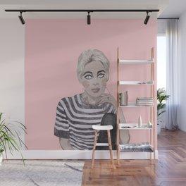 Edie Wall Mural