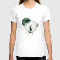 kafka T-shirts featuring Kafka Hommage by Hellbunt