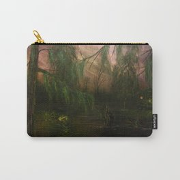 Swamp La Vie: Scouting in Twilight (2015) Carry-All Pouch