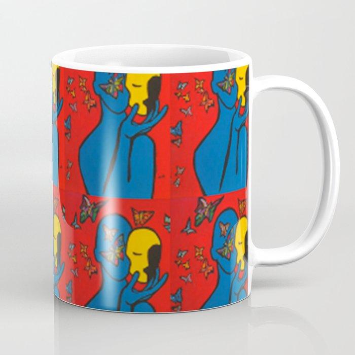 SKIN DEEP  (ORIGINAL SOLD)  #Society6  #decor  #buyart Coffee Mug
