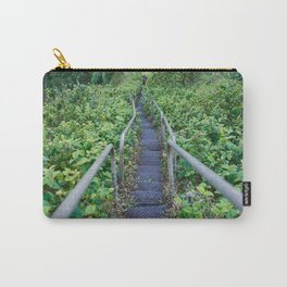 Paths of Green Carry-All Pouch