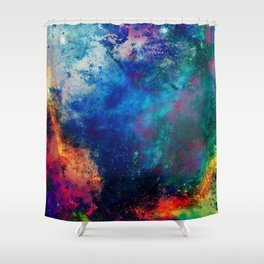 ε Ain Shower Curtain