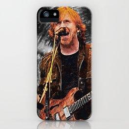 Trey Anastasio iPhone Case