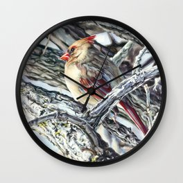 Tougher Than the Rest Wall Clock