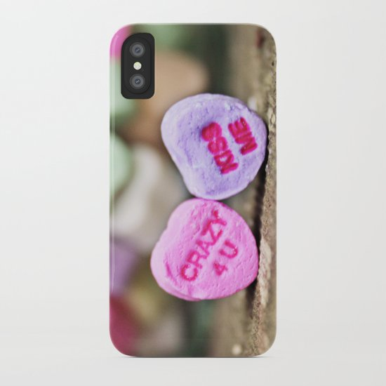Crazy 4 U iPhone Case