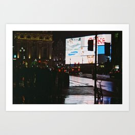 Piccadilly Art Print