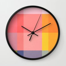 Distressed Cube Vol. 2 Wall Clock