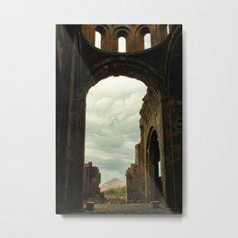 Two Giants (Armenian Trip) Metal Print