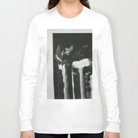 cassandra jean Long Sleeve T-shirts featuring Jean 2.0 by The Headless Fish