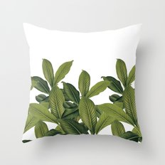 Love these leaves Throw Pillow