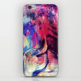 glowy iPhone Skin