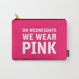 Mean Girls #11 – Pink Wednesday Carry-All Pouch