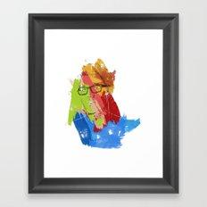 Goot Framed Art Print