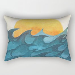 Sunrise Rectangular Pillow